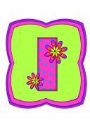 Alphabet Daisy Daze I