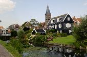 Marken, Traditional Dutch Village, Netherlands