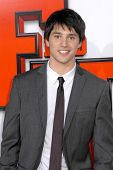 Nicholas D'Agosto at the World Premiere of 'Fired Up!'. Pacific Theaters Culver Stadium 12, Culver City, CA. 02-19-09