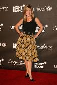 Ashley Jensen at the Montblanc 'Signature for Good' Charity Gala. Paramount Studios, Los Angeles, CA. 02-20-09