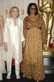 Eva Marie Saint and Whoopi Goldberg in the Press Room at the 81st Annual Academy Awards. Kodak Theat