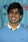 Anoop Desai  at the 'American Idol' Top 12 Party. Area, Los Angeles, CA. 03-05-09