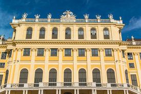 foto of schoenbrunn  - Vienna - JPG