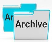 Files Archive Shows Library Storage And Archives