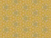 background yellow print