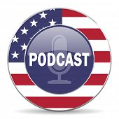 podcast american icon