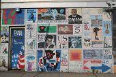 Mural art in Brooklyn