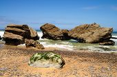 Rocks By The Beach, Cabo Da Roca