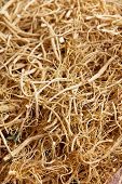 pic of ginseng  - Close up image of Ginseng background texture - JPG