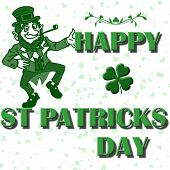 St Patricks Day Wording