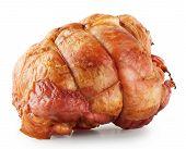 Smoked delicious bacon