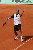 Arnaud Clement (fra) At Roland Garros 2010