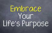 embrace your life's purpose