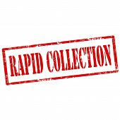 Rapid Collection-stamp