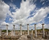 Clouds Over Perga Ruins
