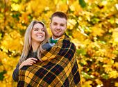 Falling in love autumn