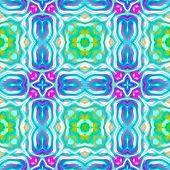 Kaleidoscopic tile