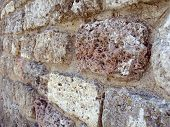 Ancient wall texture