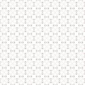 picture of node  - Dotted seamless pattern with circles and nodes - JPG