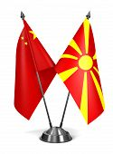 foto of macedonia  - China and Macedonia  - JPG