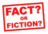 image of fiction  - FACT OR FICTION - JPG