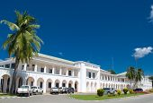 Government house in Timor Leste
