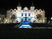 Monaco Casino And Statue