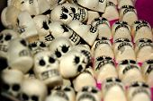 Mexican Skull Candies