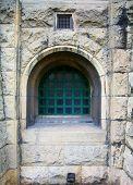 janela velha arquitetura