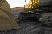 stock photo of oversize load  - Bulldozer - JPG