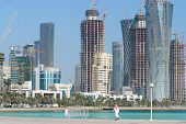Doha - Qatar - cityscape