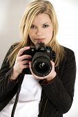 Câmera Girl