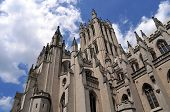 Washington National Cathedral (built in 1907-1990), belongs to the Episcopal Church, but is also use