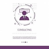 consulting poster