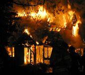 Fuego de casa