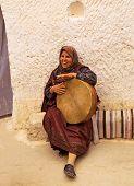 Representative of of Tunisia's ancient Berber Numid civilization