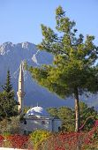 Mosque In Kemer, Turkey