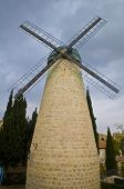 Jerusalem Windmill
