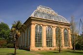 The Palm House, Royal Botanic Garden, Edinburgh.