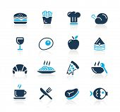 Food Icons - 1 // Azure Series
