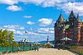 hotel Chateau Frontenac quebec city canada