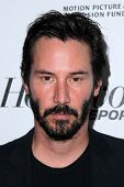 LOS ANGELES - OCT 20:  Keanu Reeves arrives at  the