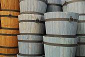 Landscaping Barrels