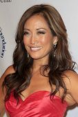 LOS ANGELES - OCT 20:  Carrie Ann Inaba arrives at  the 26th Carousel Of Hope Ball at Beverly Hilton