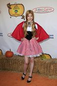 LOS ANGELES - OCT 21: Katherine McNamara at the Camp Ronald McDonald for Good Times 20th Annual Halloween Carnival at the Universal Studios Backlot on October 21, 2012 in Los Angeles, California