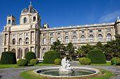 Natural History Museum in Vienna Austria
