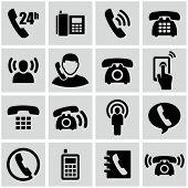Telefone ícones