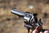 Firing Pistol