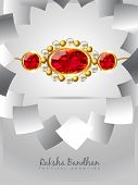 stock photo of rakshabandhan  - beautiful indian hindu festival of rakshabandhan - JPG