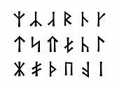 Slavonic Runes of Venethi